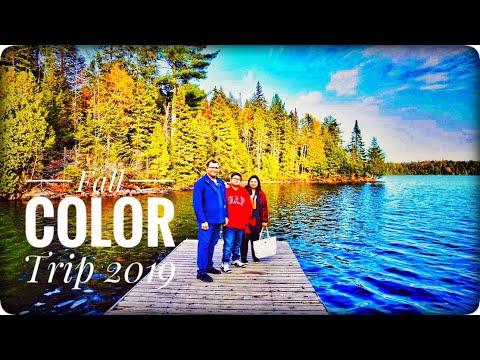 Fall Color In Canada, Huntsville & Algonquin Provincial Park, Ontario, Canada