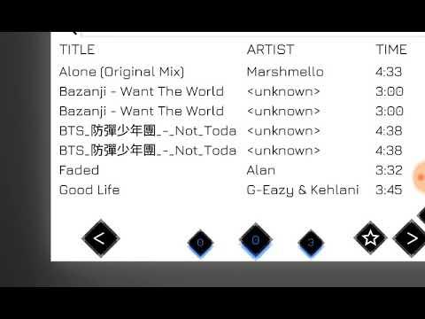 Game kereta lumba track lagu!!!????|Music Racer|Marshmello-Alone mp3 song