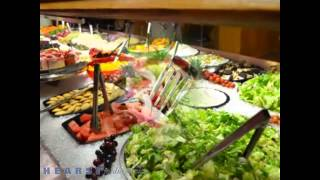 Andrews Western Grill Steak House - Salad Bar - Andrews Tx 79714
