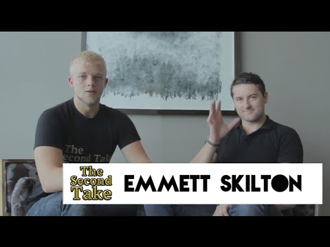 FULL Emmett Skilton   The Almighty Johnsons star talks directing Auckward Love & More