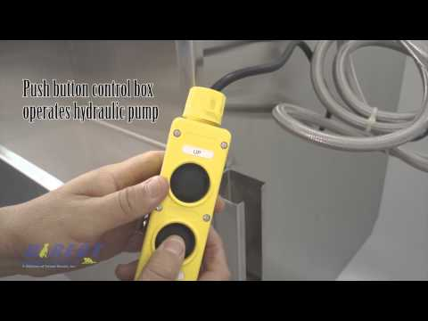 Hydraulic Dog Grooming Tubs: Top Professional Pet Grooming Equipment