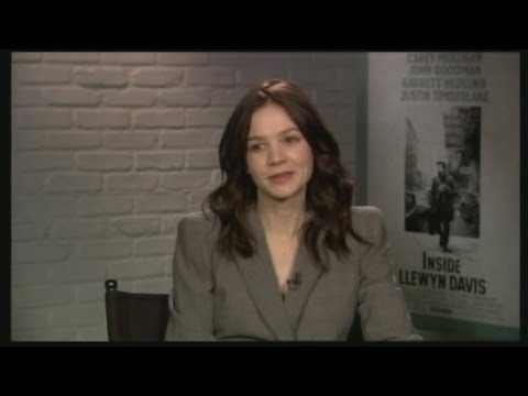 "Exclusive Interviews:  Carey Mulligan and F. Murray Abraham Talk ""Inside Llewyn Davis"""