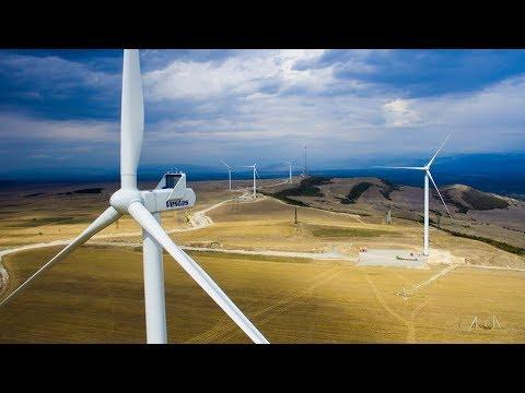 Qartli Wind Farm Clip