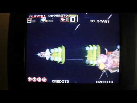Darius Gaiden (Sega Saturn) - ¡Comentado!