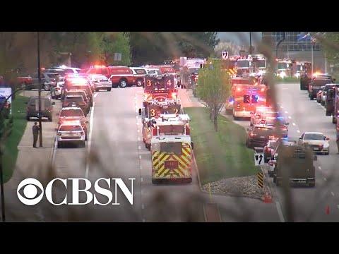 Colorado school shooting investigation focuses on 2 suspects