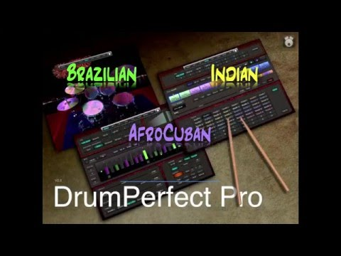 Introducing DrumPerfect Pro v.2