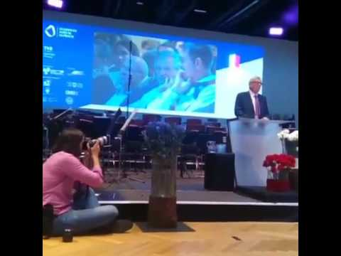 Jean-Claude Juncker eröffnet Europäisches Forum Alpbach 2016
