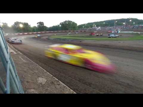 Peoria speedway 7-8-17 Matt Murphy sblm feature