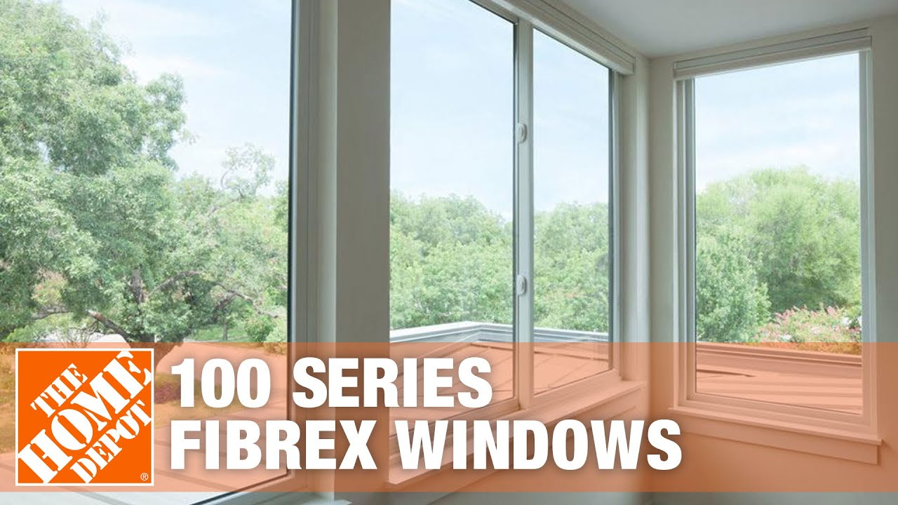 100 Series Fibrex Windows By Andersen
