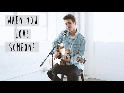 When You Love Someone - James TW Cover by KYSON FACER