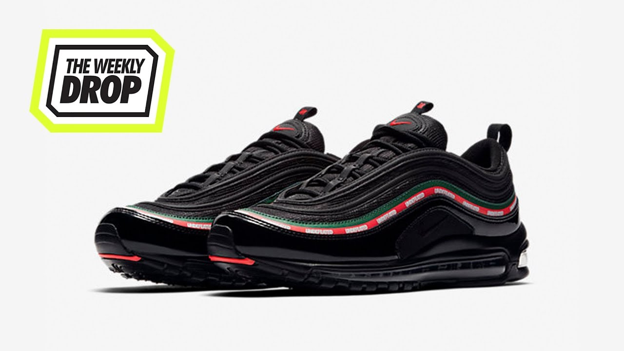 5a31b6b190f Undefeated x Nike Air Max 97 Australian Sneaker Release Info  The Weekly  Drop