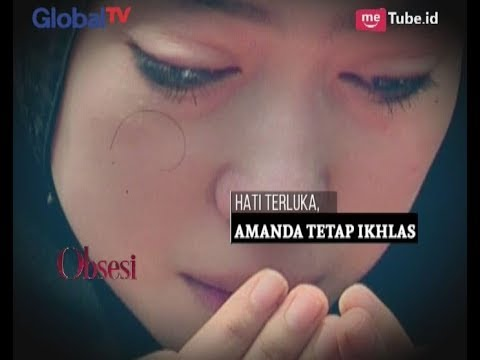 Kandas, Hati Amanda Restiani Sakit Usai Batal Menikah dengan Sahrul Gunawan - Obsesi 15/08