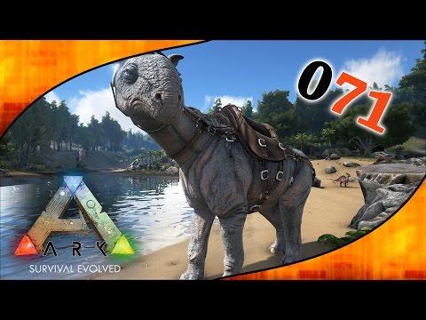 ARK Survival Evolved #071 - PARACERATHERIUM? Gesundheit! - [Gameplay Deutsch]
