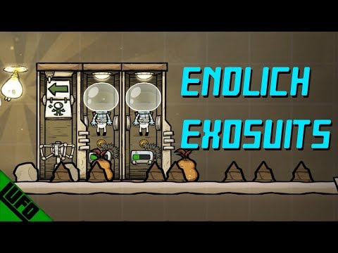 🚀 ENDLICH EXOSUITS | Oxygen Not Included | Automation Upgrade #008 [Deutsch/HD] S001