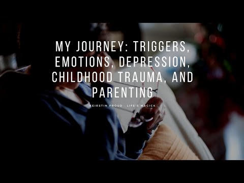 Trigger, Emotions, Feelings OH MY!