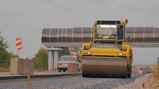 Новая транспортная развязка М-5 «Урал» в Рязани