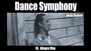 Dance Symphony Mvt III. Allegro Vivo