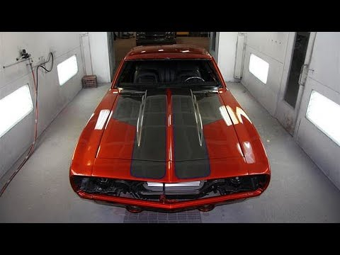 1969 Chevrolet Camaro BB LS7 Yenko Clone Build Project
