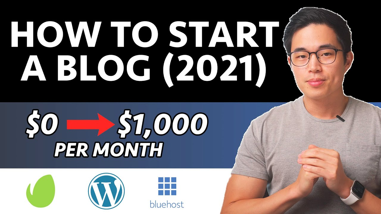 How to Start a Profitable Blog in 2021 [FREE COURSE]. DO NOT MISS!!!