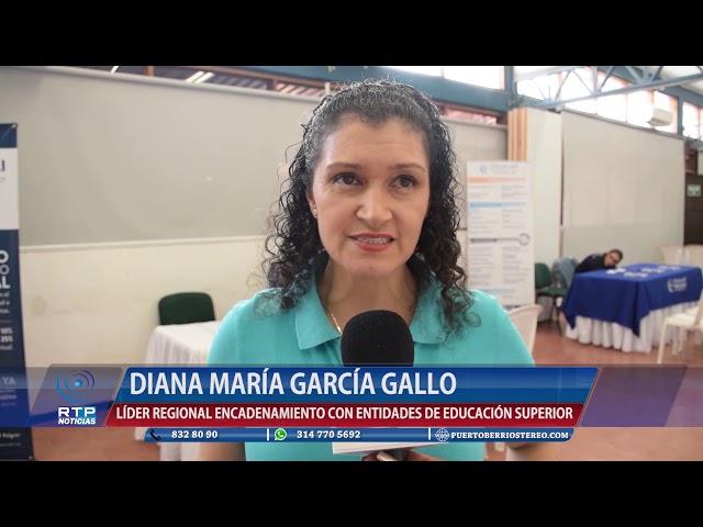 SE DESARROLLA FERIA DE UNIVERSIDADES EN PUERTO BERRÍO