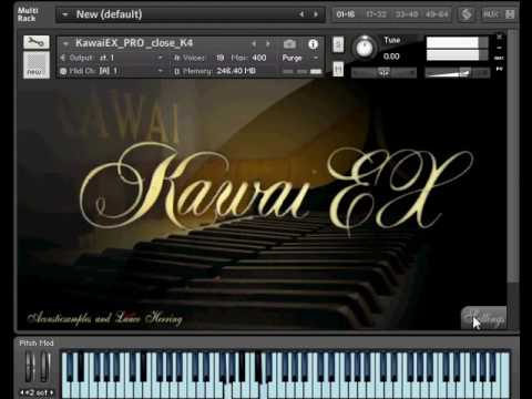 Acoustic Samples Kaway Ex Pro Kontakt Youtube