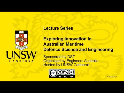 Radar Absorbing Materials for Australian Defence Platforms, by Dr Andrew Amiet