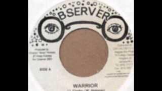 "Johnny Clarke - Warrior + Extended Dub 7"" Inch OBSERVER (1975)"