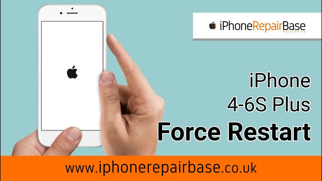 force shutdown iphone iphone restart 10634