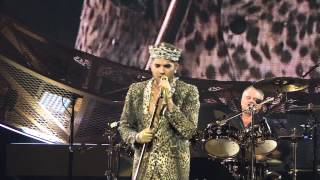 Queen + Adam Lambert WE WILL ROCK YOU Detroit (Auburn Hills)