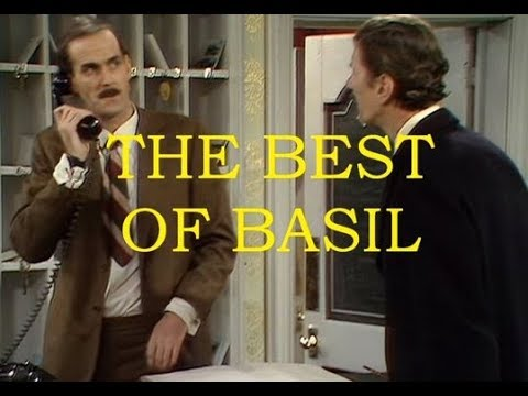 Fawlty Towers: The best of Basil part 1