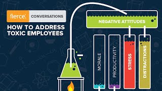 Fierce Conversations: How to Address Toxic Employees