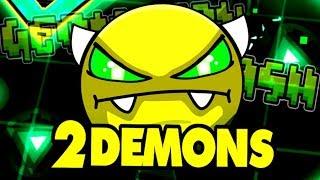 Can I Get Gud At GEOMETRY DASH Again? (2 Weekly Demons)