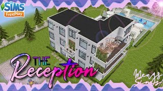 THE RECEPTION 💍🏩 | The Sims FreePlay