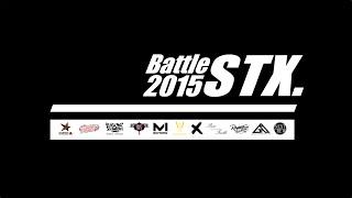 秦煜 VS Alex Hiphop Semi Final Battle STX  2015