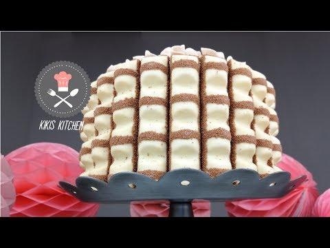 Kinder Bueno Torte Bueno White Ferrero Kinder Bueno Kuchen