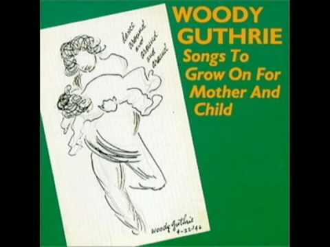 Pretty and Shiny O - Woody Guthrie