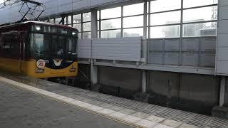 京阪本線 8000系(8005F) 特急 出町柳行 枚方市駅発車 2020.09.13