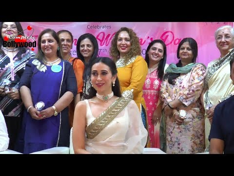 Karisma Kapoor Presented With The Extraordinary Woman Award By Rotary Club Of Bombay