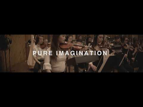 Jonathan Dely -- Pure Imagination (Official Music Video)