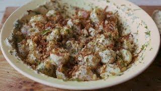 Картофельный салат от Джейми Оливера