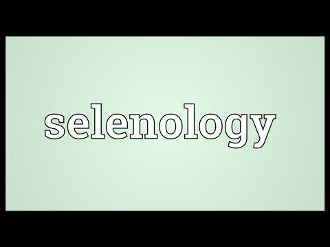 Header of selenology