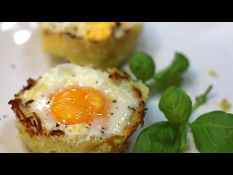 Domowy Przepis Na Babeczki Ziemniaczano Jajeczne Z Formy Do Muffinek