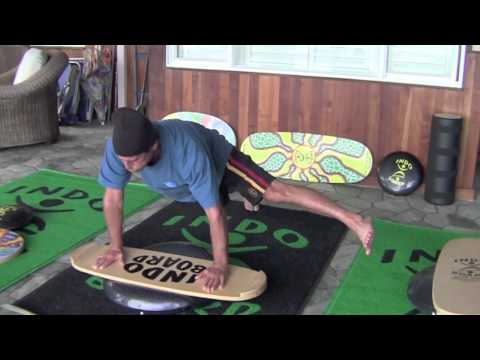 Indo Board with Darrick Doerner, Part 1
