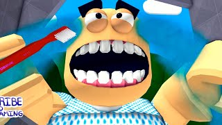 Escape The Evil Dentist Again Updated Roblox Obby