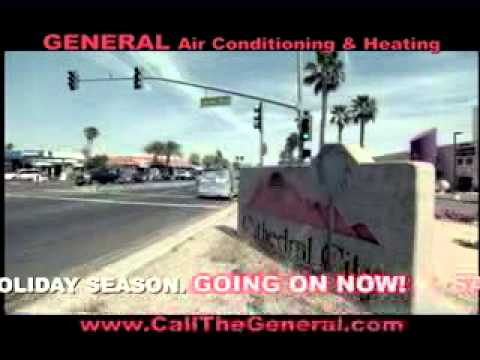 Call The General Classic Commercial