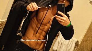 Спорт, фитнес, бодибилдинг, мотивация, красивые девушки тренируются № 3 !