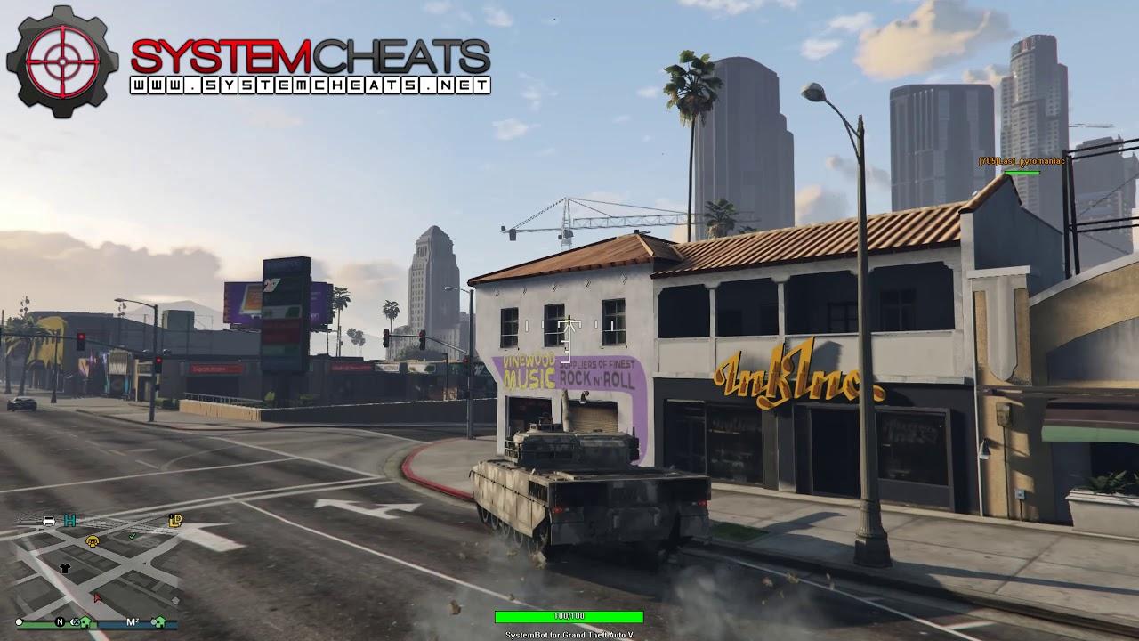 GTA V / FiveM Online Cheats, Aimbot and Hacks