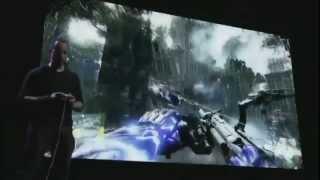 Crysis 3 - E3 2012 Gameplay Demo [HD]