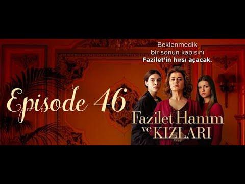 Nyonya Fazilet \u0026 Putrinya Episode 46 (CC) Bahasa Indonesia