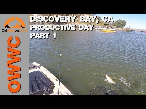 Kayak Fishing Discovery Bay - Part 1 Of A Productive Day